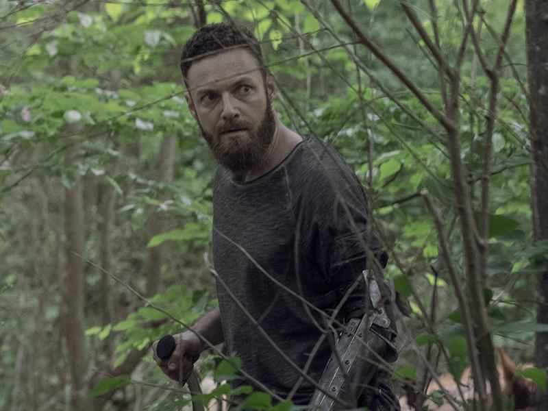 『ウォーキング・デッド』シーズン10:アーロン