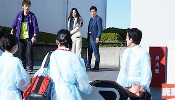 ドラマ『ニッポンノワール-刑事Yの反乱-』第7話あらすじ
