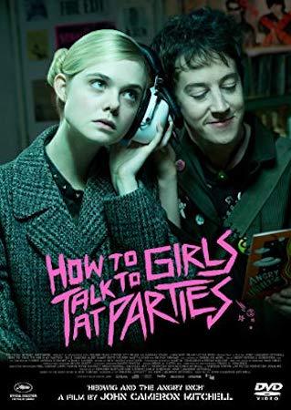 映画『パーティで女の子に話しかけるには』作品情報