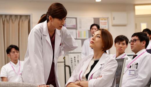 ドラマ『ドクターX』第6シリーズ6話あらすじ・ネタバレ感想!未知子vs博美の女の意地が激突も…名コンビ?