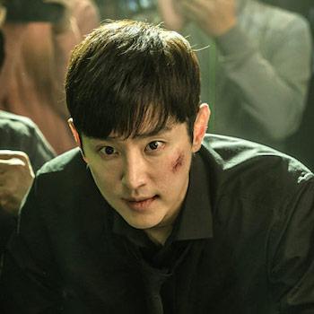 クォン・ユル / 役:ジンギ