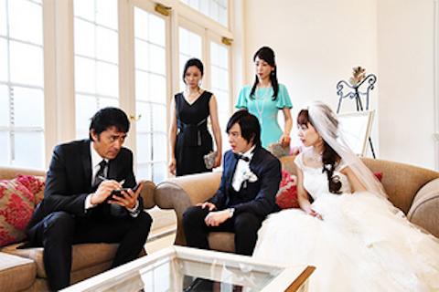 ドラマ『まだ結婚できない男』第8話