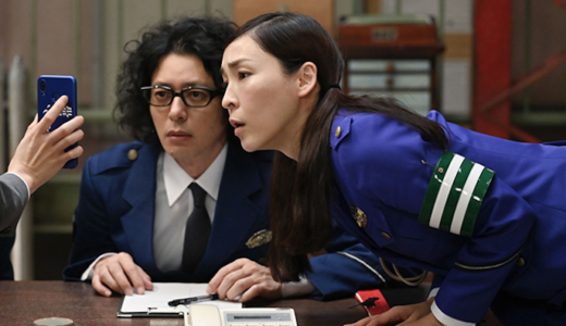 『時効警察はじめました』第6話あらすじ・ネタバレ感想!彩雲(吉岡里帆)と三日月(麻生久美子)が体張る