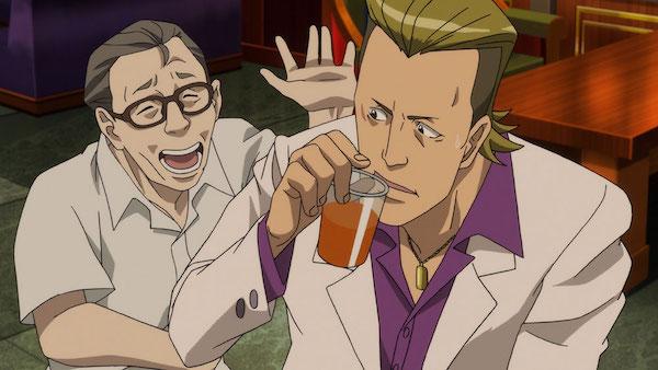 アニメ『歌舞伎町シャーロック』第4話「お湯は基本熱め」あらすじ①