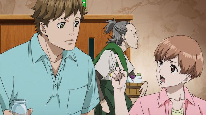 アニメ『歌舞伎町シャーロック』第4話ネタバレ感想!