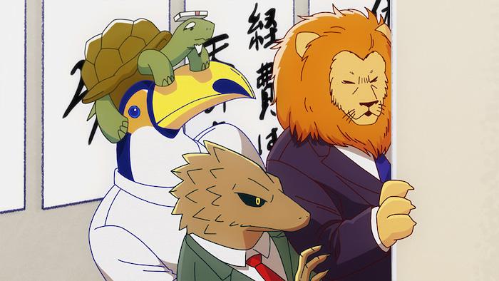 アニメ『アフリカのサラリーマン』第6話ネタバレ感想!