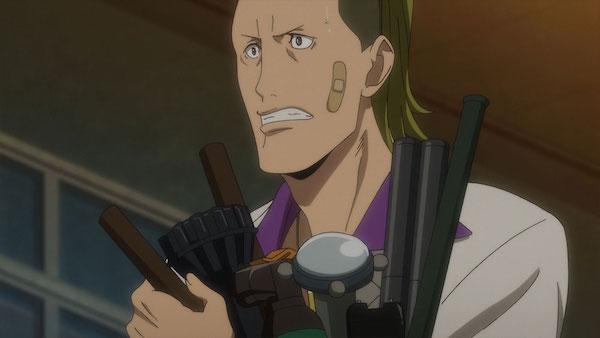 アニメ『歌舞伎町シャーロック』第6話「漢 小林、やるっす」あらすじ