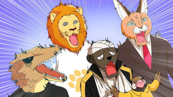 アニメ『アフリカのサラリーマン』第7話「アフリカの社員旅行」あらすじ