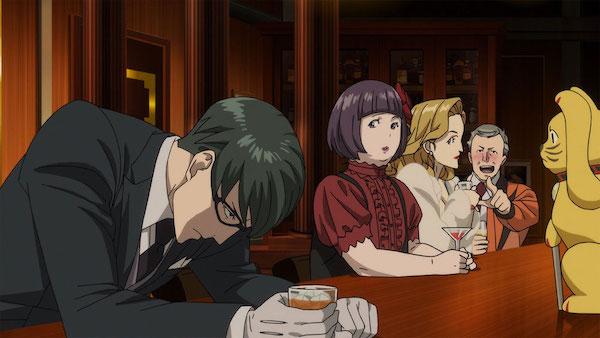 アニメ『歌舞伎町シャーロック』第7話「ワイフ、未来を見つめる」あらすじ