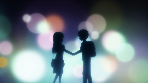 アニメ『ハイスコアガール』第22話(第2期7話)