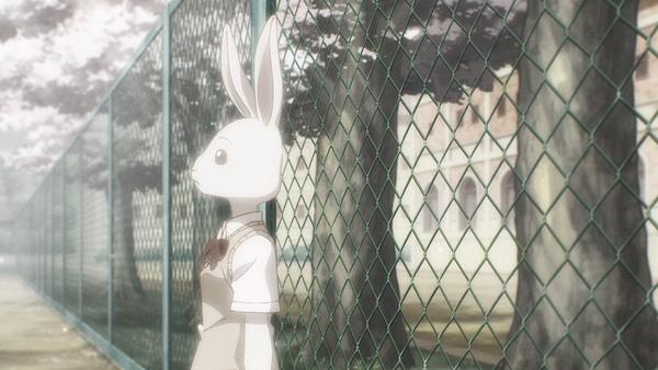 アニメ『BEASTARS』第10話