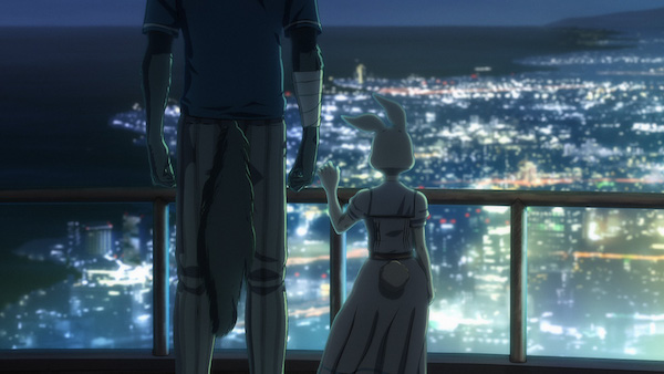 アニメ『BEASTARS』第12話(最終回)
