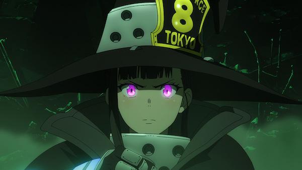 アニメ『炎炎ノ消防隊』第19話