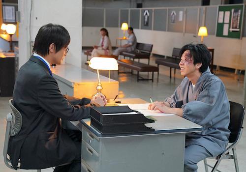 ドラマ『死役所』第9話