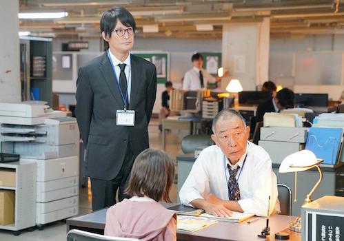 ドラマ『死役所』第8話