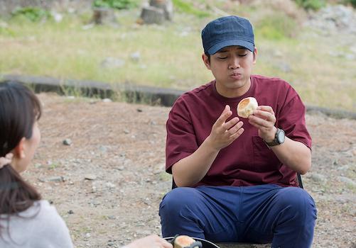 ドラマ『ひとりキャンプで食って寝る』第7話