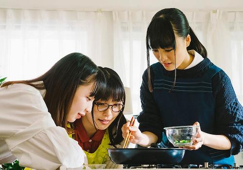 ドラマ『新米姉妹のふたりごはん』第11話