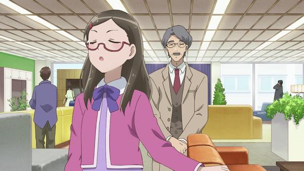 アニメ『放課後さいころ倶楽部』第11話