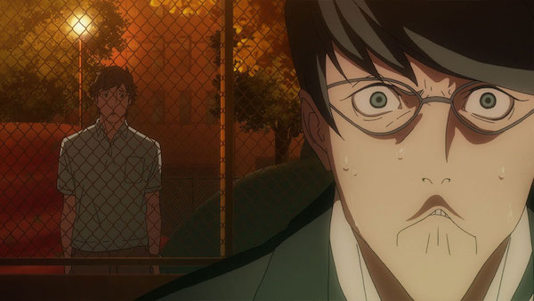 アニメ『歌舞伎町シャーロック』第9話
