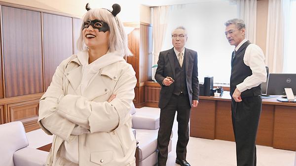 ドラマ『シロでもクロでもない世界で、パンダは笑う。』第2話