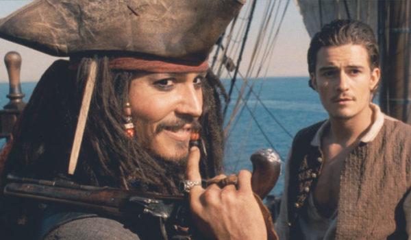 映画『パイレーツ・オブ・カリビアン/呪われた海賊たち』