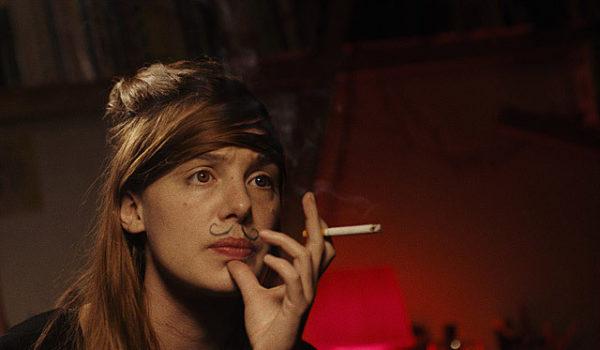 映画『若い女』