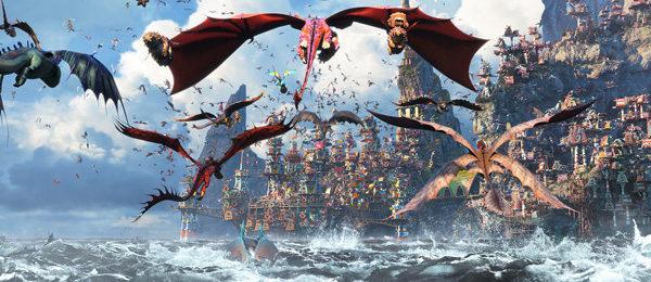 映画『『ヒックとドラゴン 聖地への冒険』』