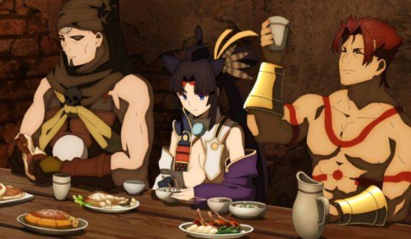 『Fate/Grand Order -絶対魔獣戦線バビロニア-』