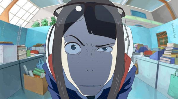 アニメ『映像研には手を出すな!』
