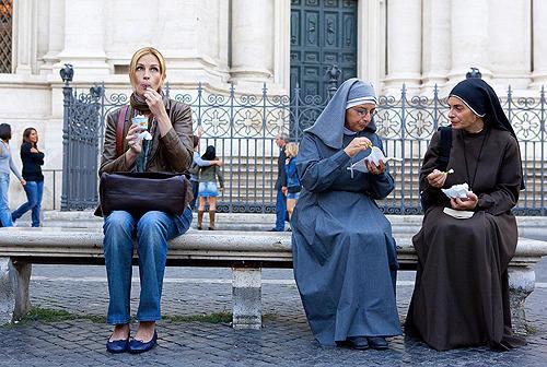 映画『食べて、祈って、恋をして』