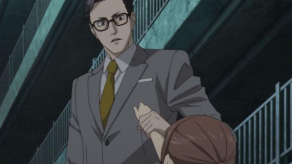 アニメ『歌舞伎町シャーロック』第13話