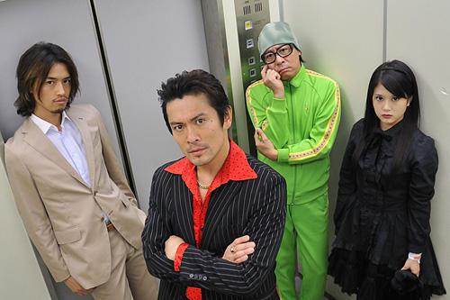 映画『悪夢のエレベーター』