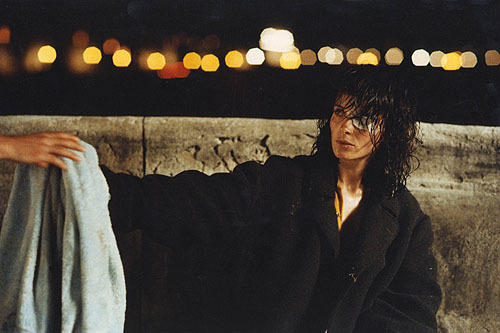 映画『ポンヌフの恋人』