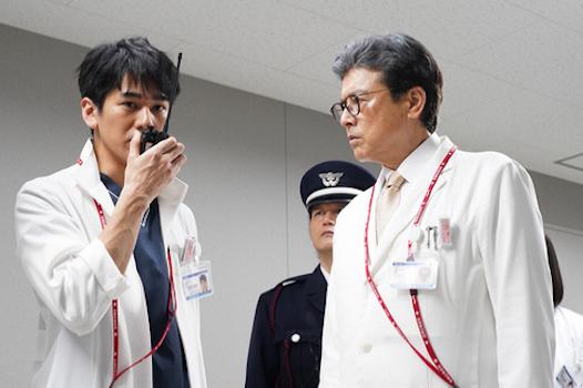 ドラマ『トップナイフ』第6話