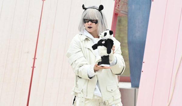 『シロでもクロでもない世界で、パンダは笑う。』