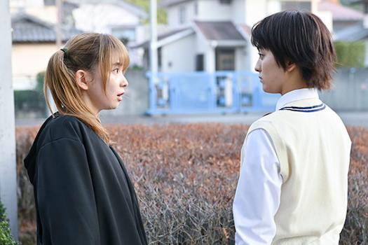 ドラマ『女子高生の無駄づかい』第1話