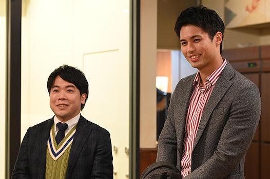 ドラマ『ランチ合コン探偵』第5話