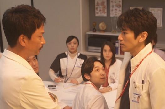 ドラマ『トップナイフ』第4話