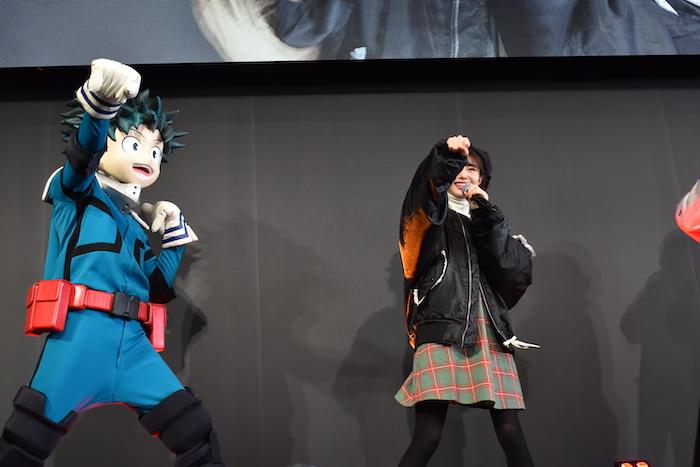 『僕のヒーローアカデミア』TOKYOアニメツーリズム