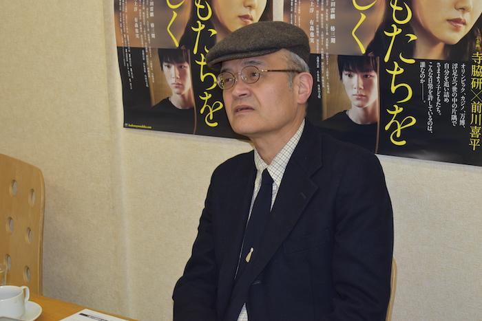 隅田靖監督インタビュー