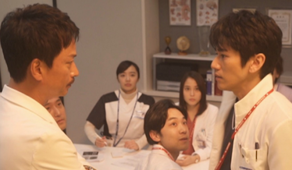 ドラマ『トップナイフ』第4話あらすじ・ネタバレ感想!