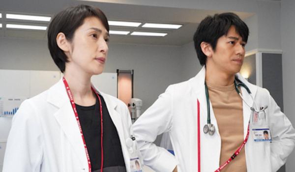 ドラマ『トップナイフ』第5話あらすじ・ネタバレ感想!