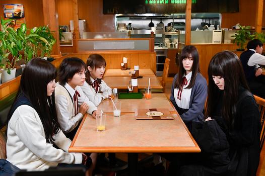 ドラマ『女子高生の無駄づかい』第3話