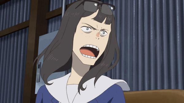 アニメ『映像研には手を出すな!』第6話