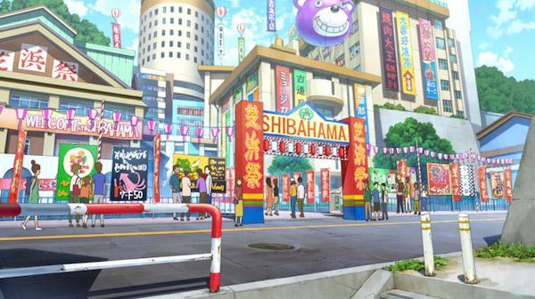 アニメ『映像研には手を出すな!』第8話