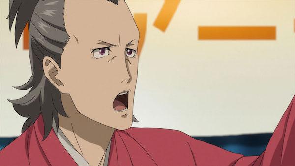 アニメ『歌舞伎町シャーロック』第17話