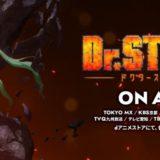 『Dr.STONE』第1期あらすじ・ネタバレ感想!伏線も見事なジャンプ漫画のアニメ化!科学で文明を復活させる!