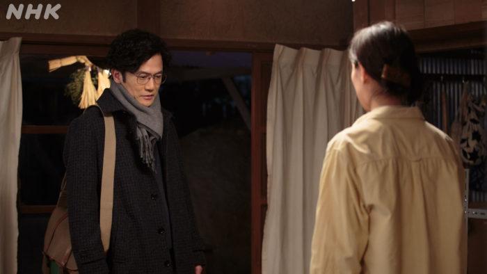 『スカーレット』第23週134話あらすじ・ネタバレ感想!かわはら工房に大崎が訪問。武志を訪ねてやって来たのだが…