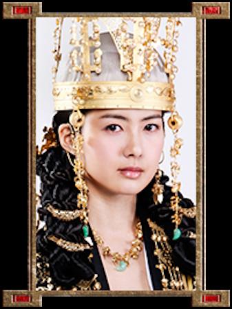 『善徳女王』イ・ヨンウォン