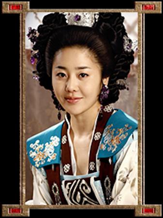 『善徳女王』コ・ヒョンジョン